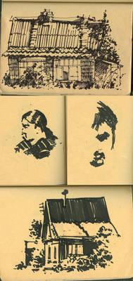 My Sketchbooks I