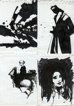 My Sketchbook III