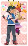 Ash and Jericho! (CM by KurumiErika)