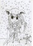 Snow girl.