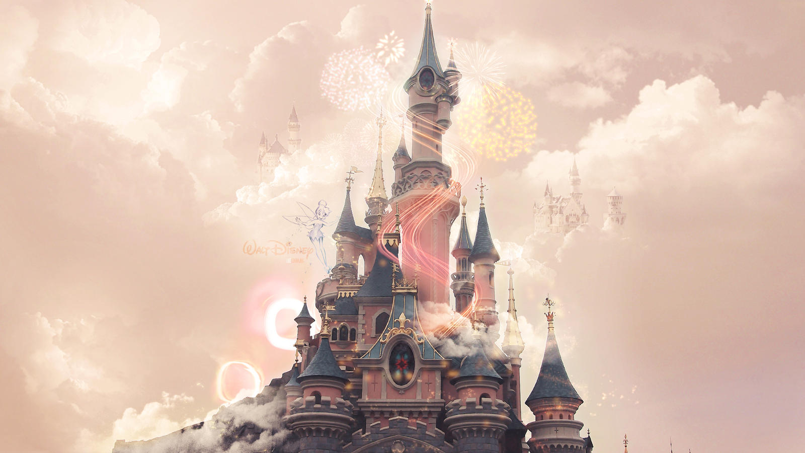Disney Wallpaper by Neywa