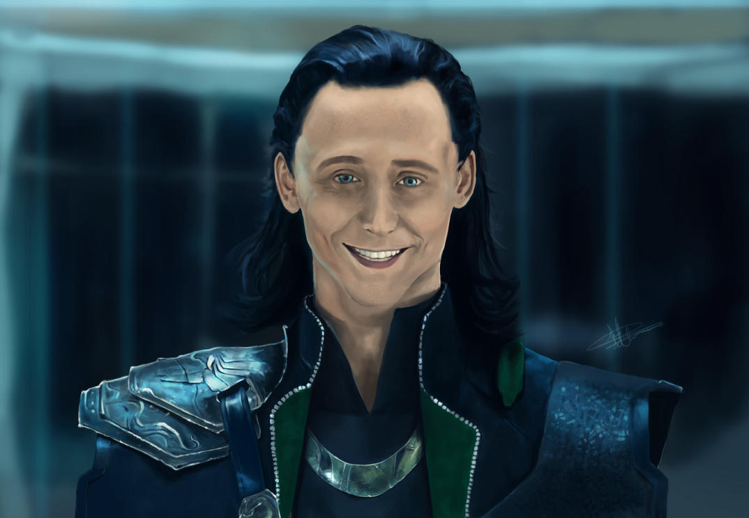 Loki - The Avengers by Neywa