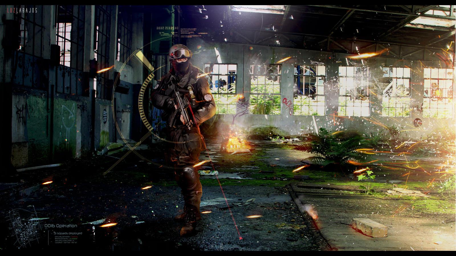 Enemy Zone by Neywa