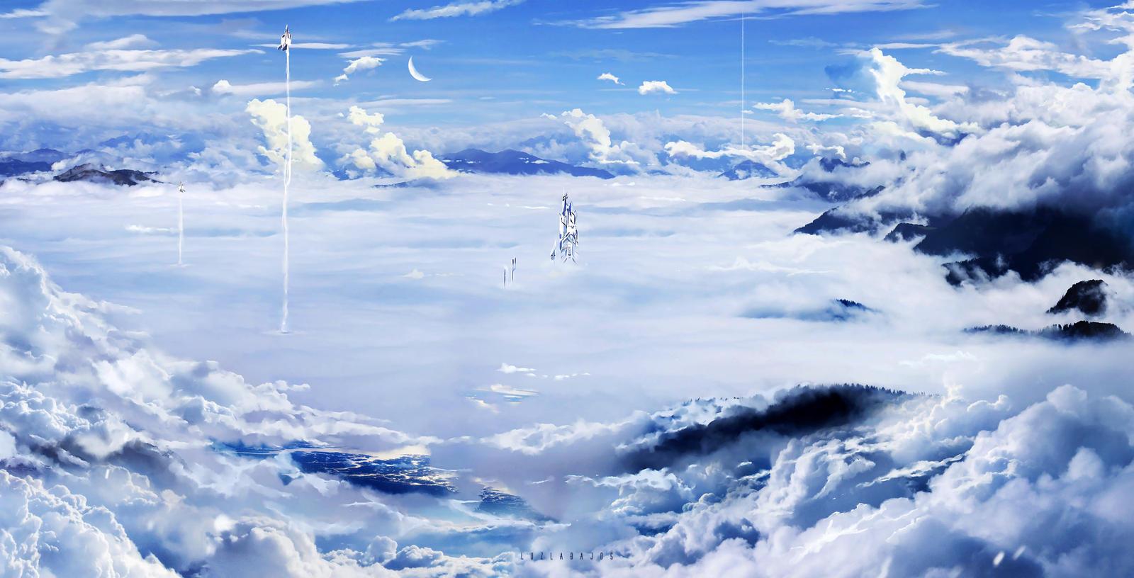 Sky Kingdom by Neywa
