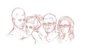 Group sketch
