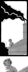 Roof Child by boum