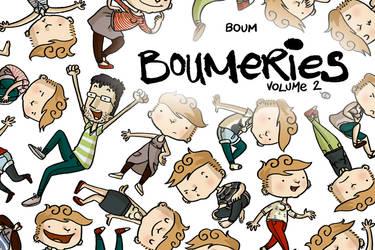 Boumeries volume 2 - Cover