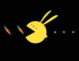 Retro-rabbit by boum