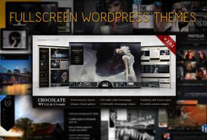 10 Fullscreen Wordpress Themes for Photography by CursiveQ-Designs