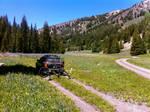 Park Creek Trail - Bike Prep