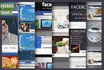 45+ Stunning Facebook Timeline Templates