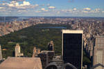 Top of the Rock - Central Park New York City