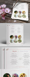 Wedding Photographer Pricing Guide PSD Template by CursiveQ-Designs