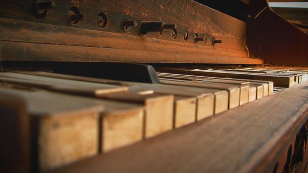 Lost Dutchman's Piano