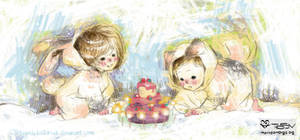 happy birthday card by tuyetdinhsinhvat