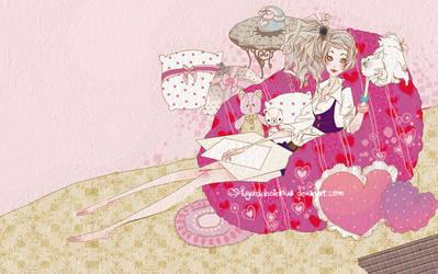 milk tea  42n by tuyetdinhsinhvat