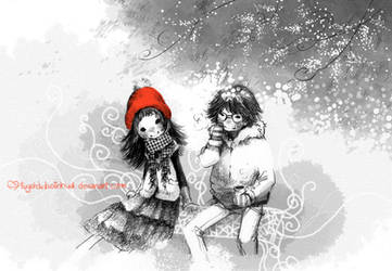 warm by tuyetdinhsinhvat