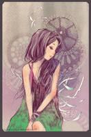 girl by tuyetdinhsinhvat