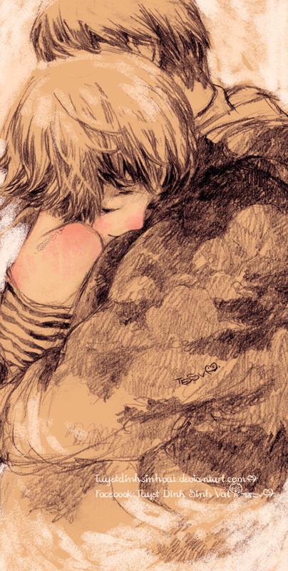 hug by tuyetdinhsinhvat