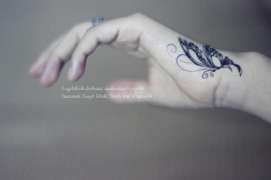 henna tattoo 1 by tuyetdinhsinhvat