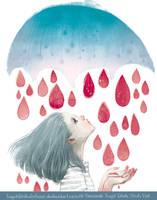 red rain by tuyetdinhsinhvat