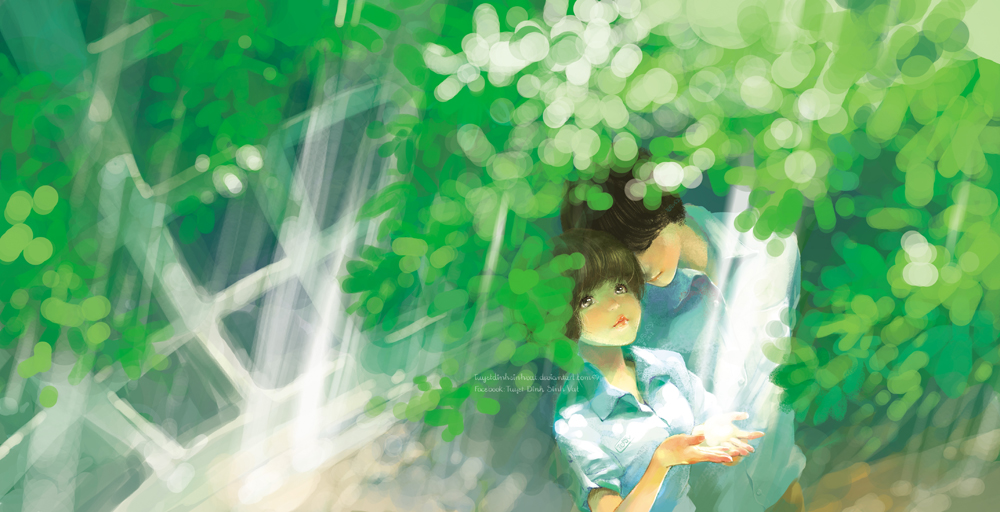 green by tuyetdinhsinhvat