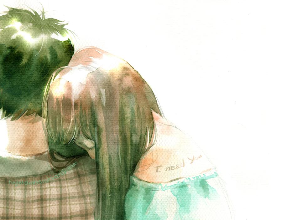 i need you by tuyetdinhsinhvat