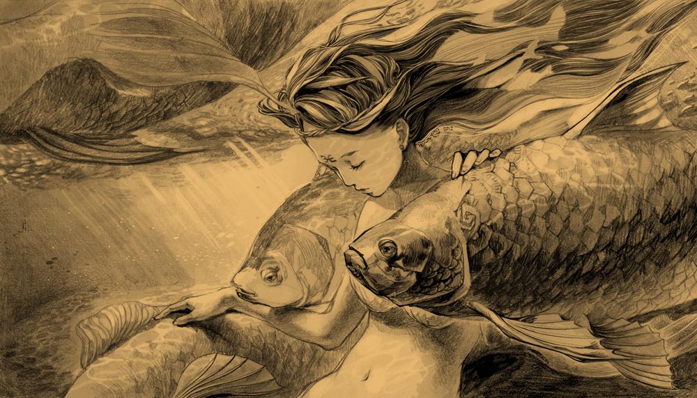Pisces by tuyetdinhsinhvat
