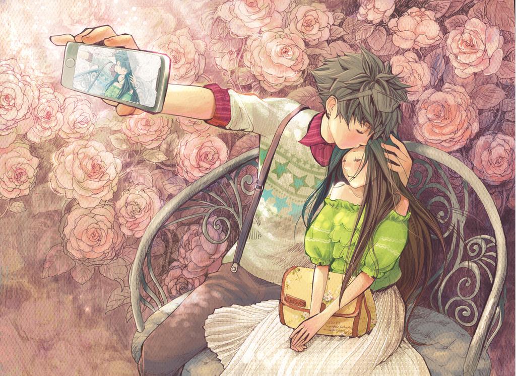 rose by tuyetdinhsinhvat