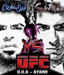 Ultimate D.O.A. Fanart Contest by OkamiJoe