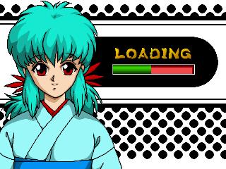 Yukina Loading Screen by OkamiJoe