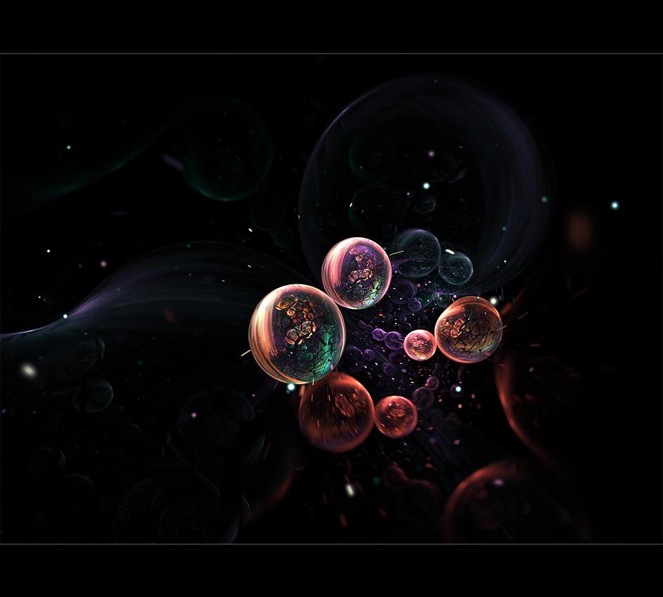 When Atoms Collide by Ulfbritt