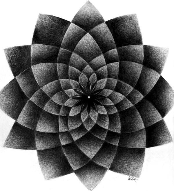 Mandala I by Vivaru