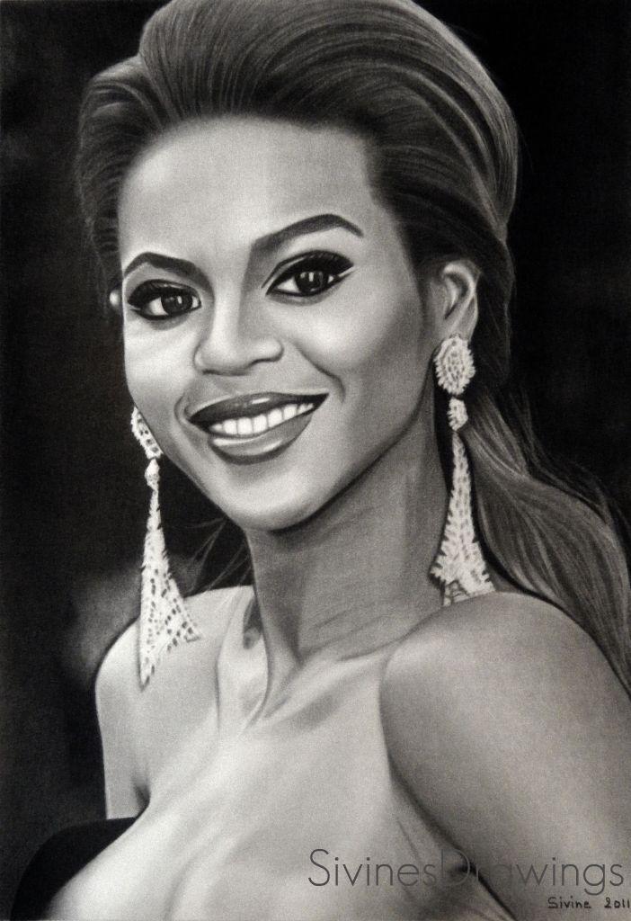 Beyonce by Sivine