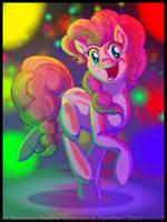 Party Pony by InuHoshi-to-DarkPen