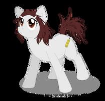Myself as Pony by InuHoshi-to-DarkPen