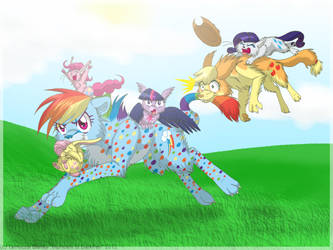 My Little Animal - Friendship is...Magic? by InuHoshi-to-DarkPen