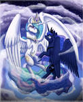 Princesses from the Sky