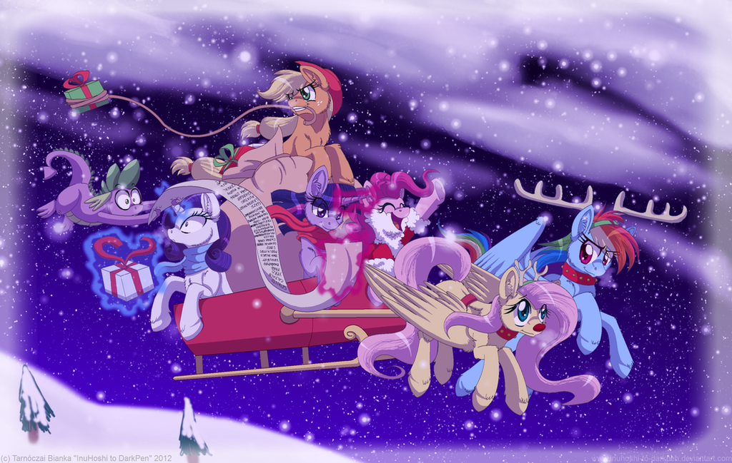 Mlp Christmas.My Little Pony Thread Mlp Page 179
