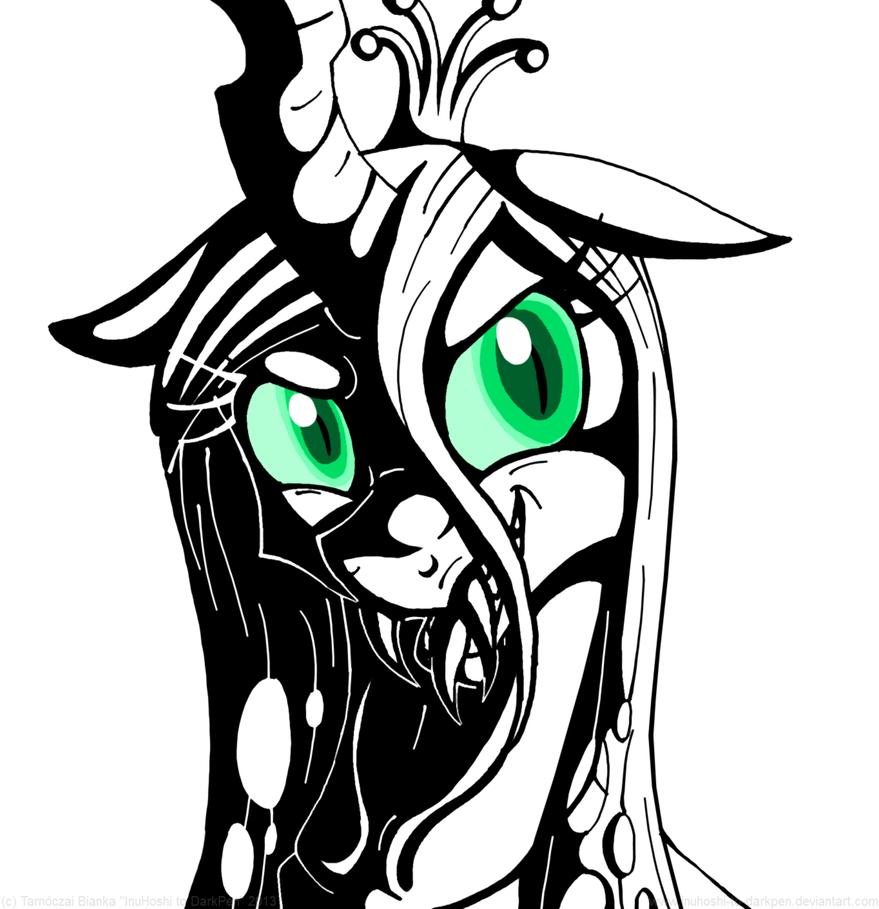 Queen of Parasites by InuHoshi-to-DarkPen