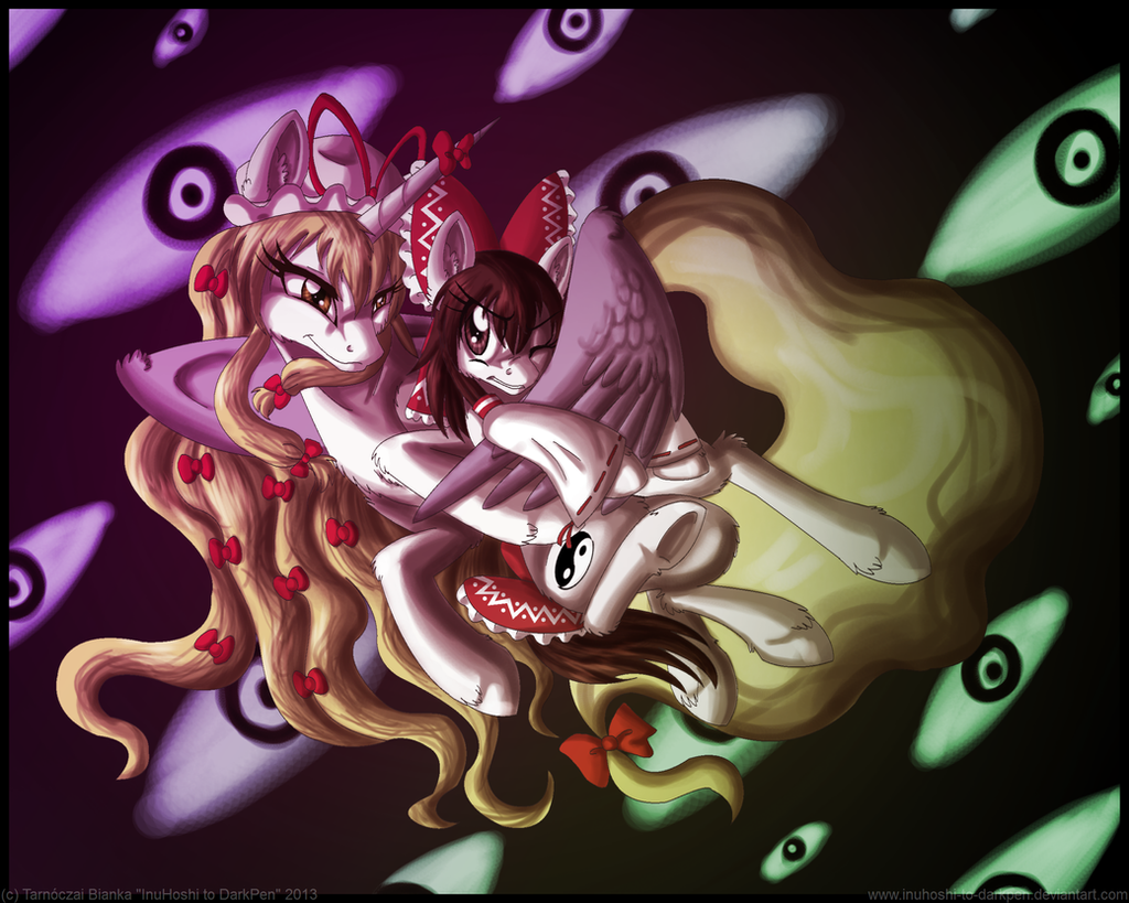 A Demon On Your Tail by InuHoshi-to-DarkPen