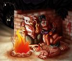Short Campfire