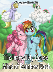 The Incredibly Dense Mind of Rainbow Dash cover by InuHoshi-to-DarkPen