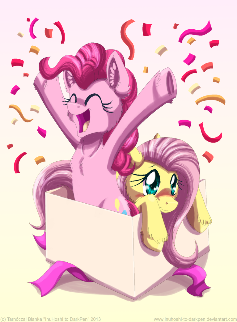 Happy Birthday, Andrea Libman by InuHoshi-to-DarkPen