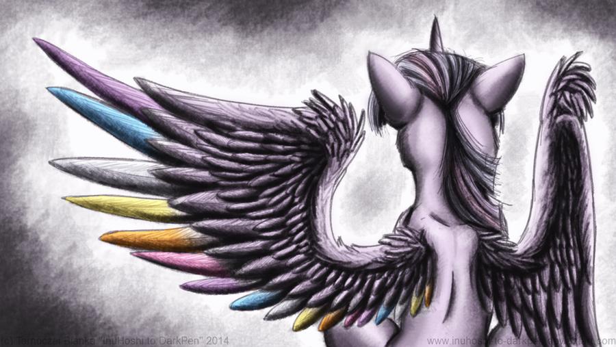 A Different Rainbow by InuHoshi-to-DarkPen