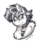 INK and PEN #01 - That Mane