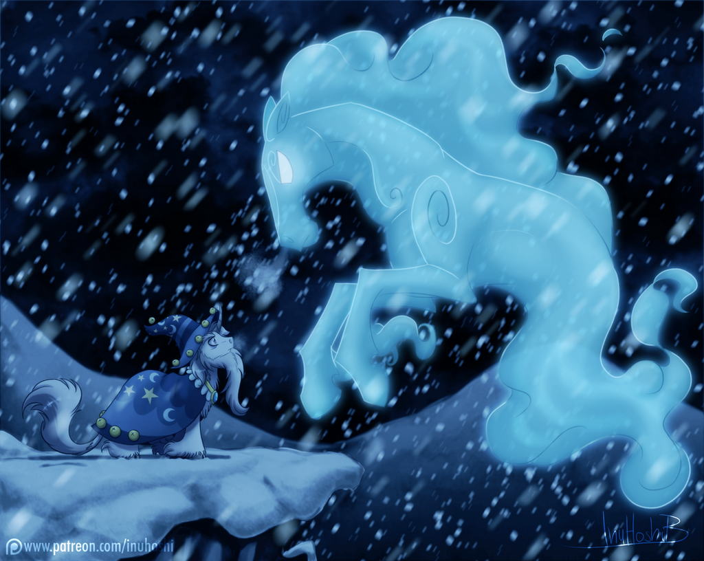 Spirit of a Cold Soul by InuHoshi-to-DarkPen