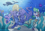 Chat Under The Sea