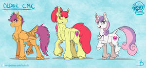 <b>MLP:YL - Older CMC</b><br><i>InuHoshi-to-DarkPen</i>