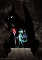 Dragon Lord by InuHoshi-to-DarkPen